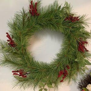 Brand New Magnolia Christmas Wreath